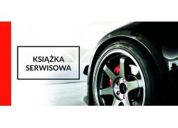 Książeczka serwisowa pojazdu - DL /04