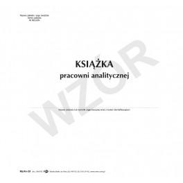 Księga pracowni analitycznej (miękka oprawa)