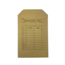 Koperta Kuvert B6 do wypłat