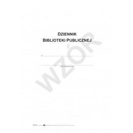 Dziennik biblioteki publicznej