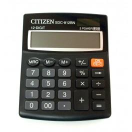 Kalkulator CITIZEN SDC-812