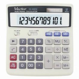 Kalkulator VECTOR DK-209 DM