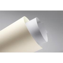 Karton wizytówkowy LEN (kolor biały)