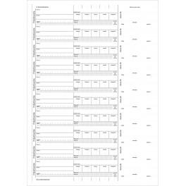 Kwitariusz przychodowo-rozchodowy (30 kartek)
