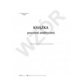 Księga pracowni analitycznej (twarda oprawa)