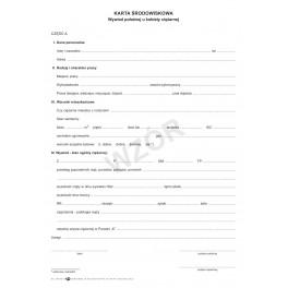 Karta środowiskowa / wywiad u kobiety ciężarnej