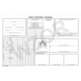Karta sportowo-lekarska (K)